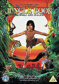 1 of 1 - The Second Jungle Book - Mowgli And Baloo (DVD, 2008)