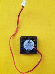 1x Gdstime 2507S  2Pin 5V 25x25x7mm  9 blades  Mini Cooling Cooler Fan UK seller