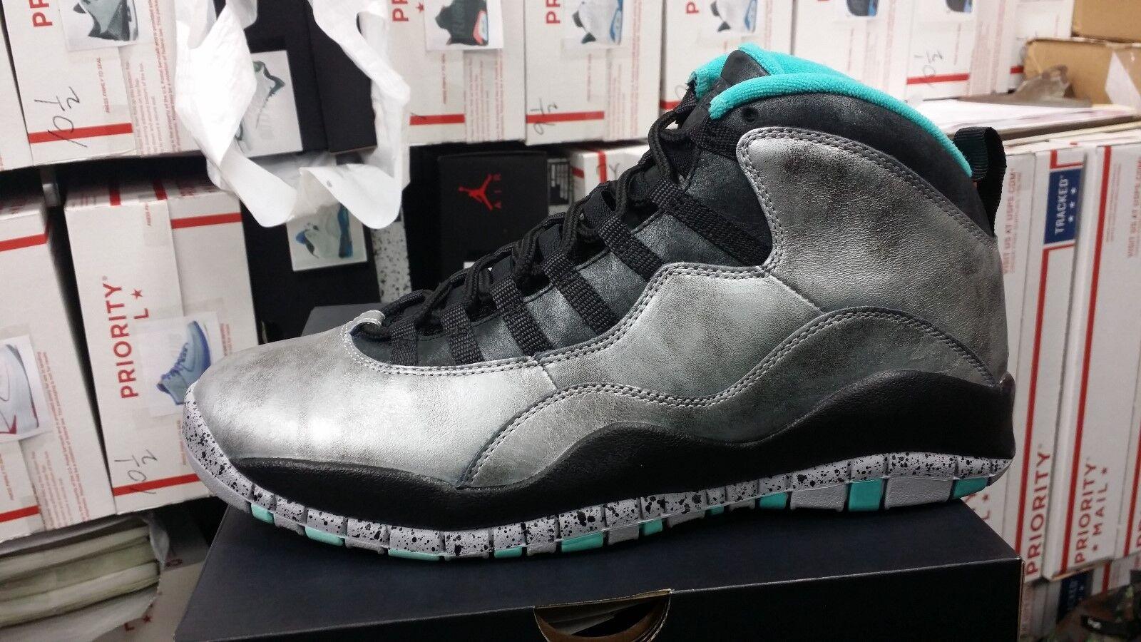 Nike Air Jordan 10 Retro Uomo size