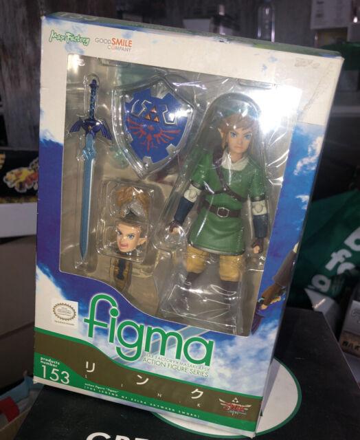 FIGMA - The Legend Of Zelda Skyward Sword - LINK - Action Figure Series BN