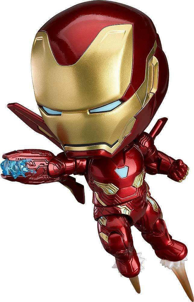 Nendoroid Avengers Infinity War Iron uomo Mark 50 Infinity edizione wTracre nuovo