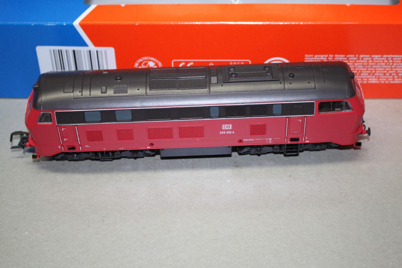 Roco 63489 diesellok serie 225 012-4 DB AG DSS Spur h0 OVP