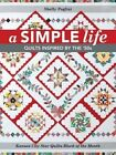 A Simple Life: Quilts Inspired by the '50s by Shelly Pagliai (Paperback, 2015)