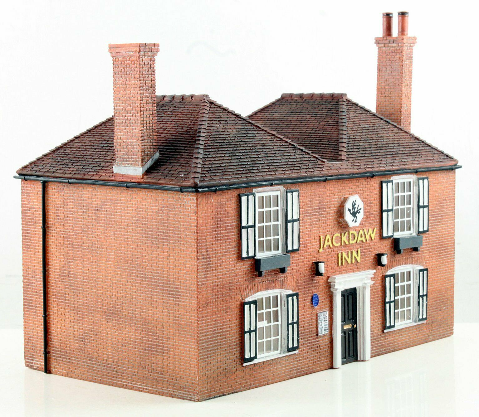 Bachmann 00 Scenecraft - The Jackdaw Inn - Pub 44-0020