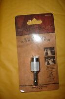 Montana Brand 1/4 Hex Quick Change/release/draw Drill Bit Adapter Made In Usa