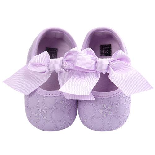 Eg /_ Baby Neugeboren Kleinkind Mädchen Krippe Schuhe Babywagen Weiche Sohle