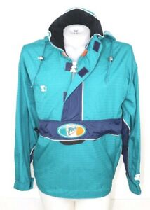 new products e2c22 da3c1 Details about nfl starter proline miami dolphins jacket vintage