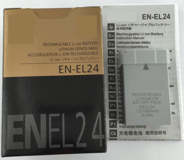 Nikon EN-EL14A Battery Bulk Electronics Accessories pubfactor.ma
