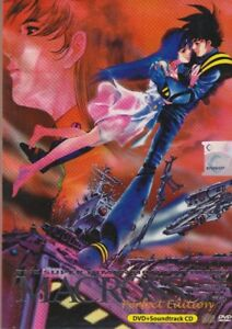 MACROSS-Do-You-Remember-Love-Rare-English-Audio-DVD-BONUS-Soundtrack-CD-DYRL