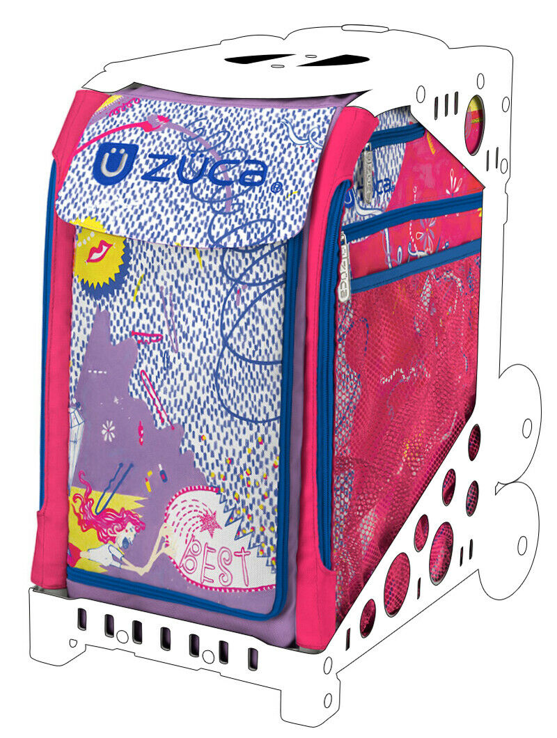Zuca Insert Bag Only - Best  Friends - Frames Sold Separately  exciting promotions