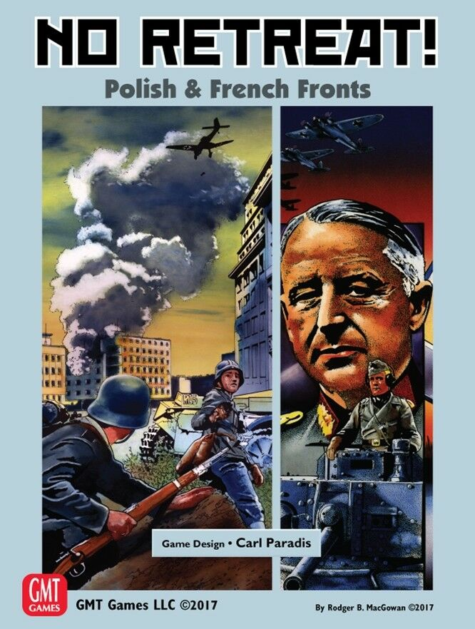 No Retreat  The French and Polish Fronts, NEW