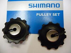 63772a0c642 JOCKEY WHEELS Shimano RD-5700 DEORE XT 105 MTB Bike Derailleur ...