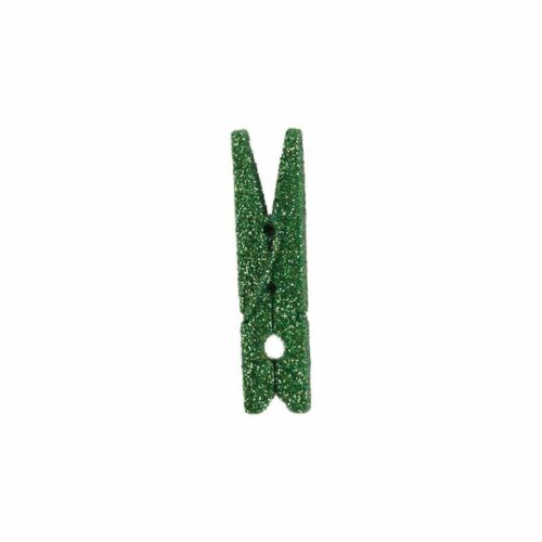 Glitter Pegs Craft Pegs Sparkly Embellishment Tableware Christmas Crafts