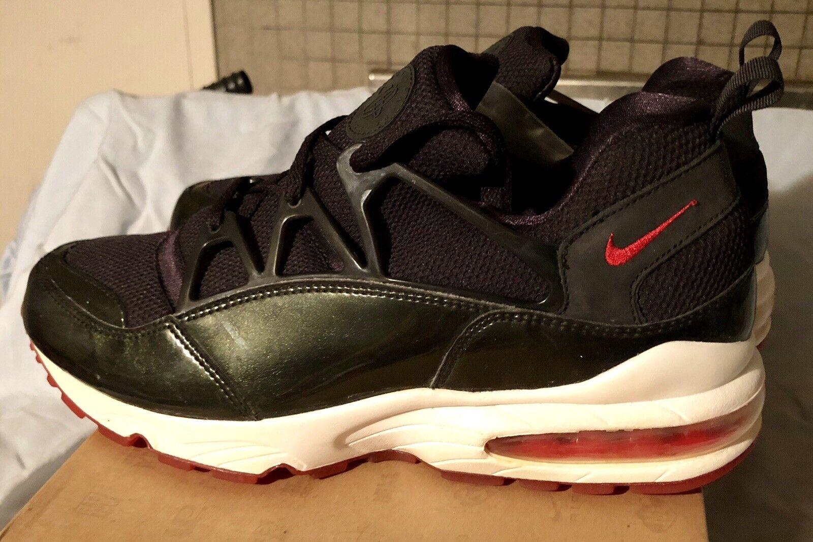 NEW Nike Air Huarache Light Burst QK Sz10 360969 061 Jordan 11 BRED XI shoes