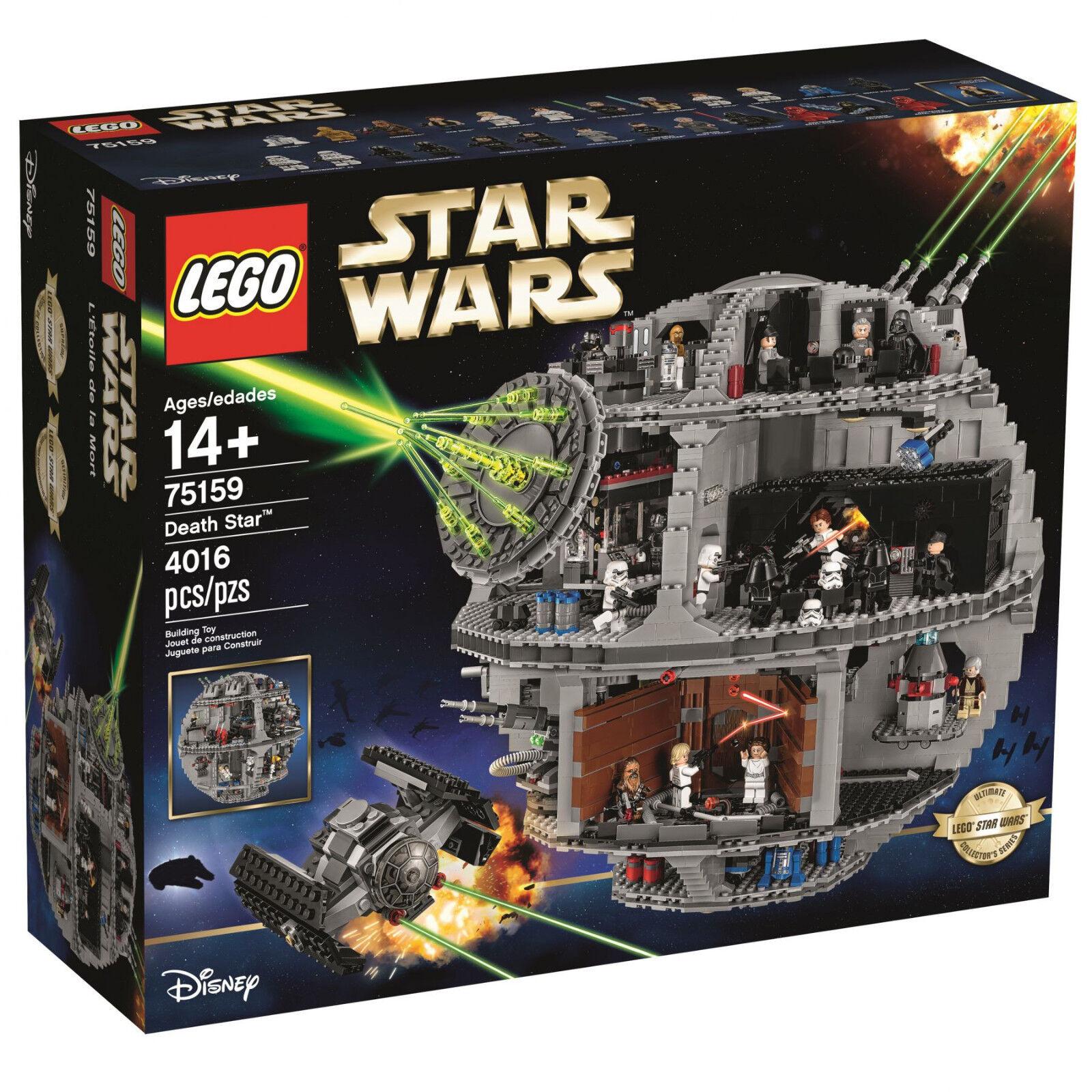 LEGO 75159 STARWARS TODESSTERN NEU + OVP inkl. 2 GESCHENKE im Wert von 40 Euro