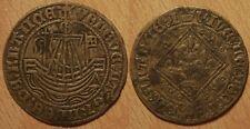 Jeton Nuremberg de compte à la nef (15° siècle) !!