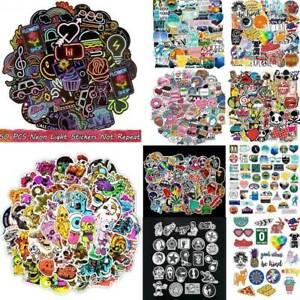 50-100Pcs-Various-Types-Vinyl-Graffiti-Stickers-Skateboard-Laptop-Luggage-Decals