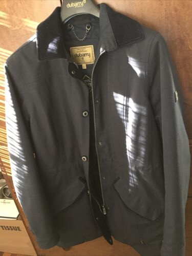 Women's Dubarry Navy Country Jacket Size 38