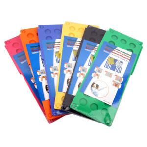 US Clothes T-Shirt Folder Kid Magic Folding Board Flip Fold Laundry Organizer