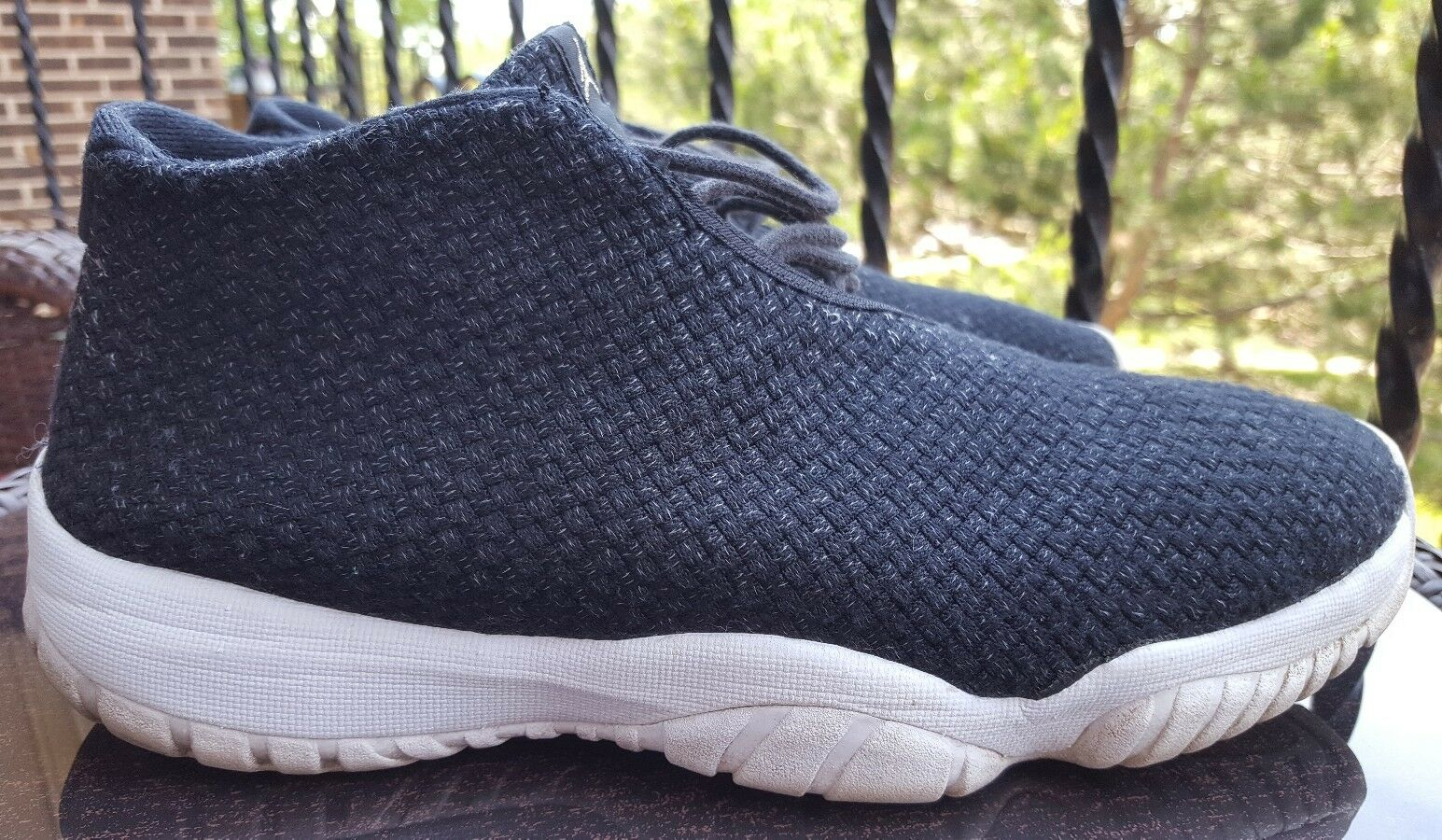 Nike Air Jordan Future, Black White Oreo, 656503-021, Men Basketball shoes, SZ 12