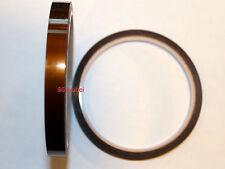 10mm 100ft BGA High Temperature Heat Resistant Polyimide Gold Kopton Tape
