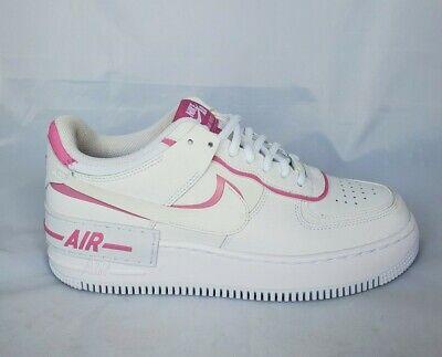 Nike Air Force 1 Shadow White Magic Flamingo Ci0919 102 Women S