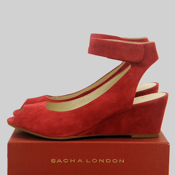 Sacha London Venedig Sandal Sandal Sandal - Storlek 7  Alla varor är specialerbjudanden