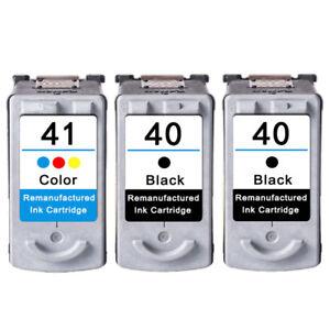 3x-Inks-for-Canon-PG-40-CL-41-PIXMA-MP460-MP180-MP190-MP450-iP1700-iP1800-iP1900