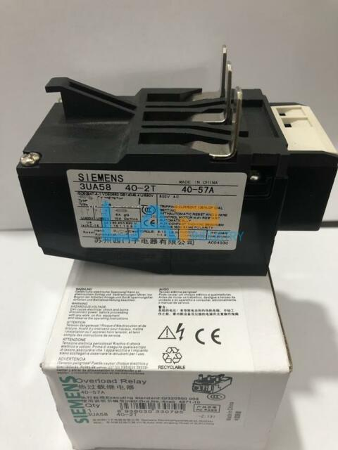 1PC New For Siemens Thermal Overload Relay 3UA5840-2T 3UA58 40-2T