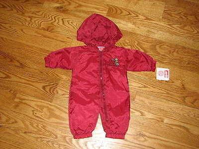 NEW Minnesota Gophers Baby Sleeper Coverall Romper Size 3//6M 3//6 Mo Boys Girls