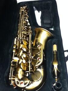 Novello Standard Student Saxophone Alto-afficher Le Titre D'origine