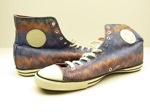 9c92459df20c NEW Converse Chuck Taylor All Star Multi-Colored Men s Size 11 High ...
