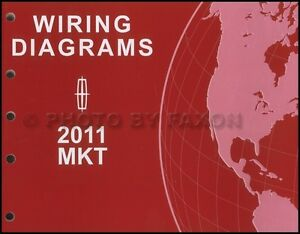 image is loading 2011-lincoln-mkt-wiring-diagram-manual-original-electrical-