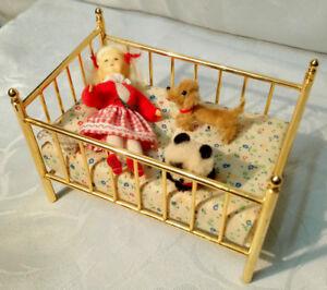 Mini Mundus Kinderbett