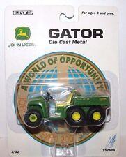 John Deere GATOR 6X4 Ertl Toy 1/32  2001 San Antonio Dealer Expo Limited Edition