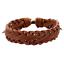 Fashion-Handmade-Unisex-Leather-Braided-Cuff-Bangle-Wristband-Bracelet-Jewelry thumbnail 6