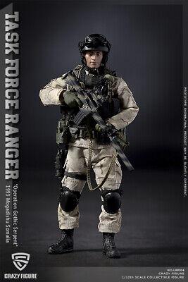 CrazyFigure LW004 1//12 US Delta Special Force-Precision Sagittarius Radio /& Bag