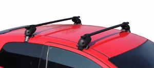 Equip Car Roof Bar Loading Rails Carrier Holder For Peugeot 206 5P Cla039