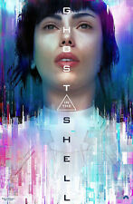 """Ghost in the Shell 11"""" x 17"""" Movie Poster ( T5 ) - B2G1F"""