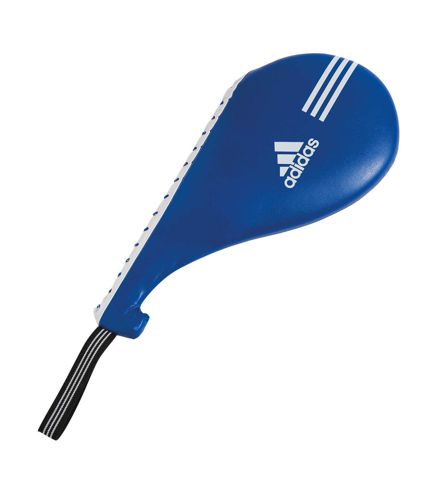 Adidas Adidas Adidas Taekwondo Single Mitt Taekwondo blau  S oder L ADITST01, Handpratze 588d91