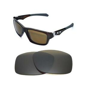 9e57f12f13 Image is loading NEW-POLARIZED-BRONZE-REPLACEMENT-LENS-FOR-OAKLEY-JUPITER-