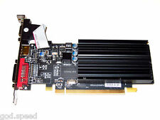 2GB 2048MB Single Slot PCI-E Windows 10 8 7 Vista XP Linux Video Graphics Card