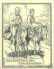 Pipe Donkey Turkey Bulgaria Greece TOBACCO HISTORY HISTOIRE TABAC CARD 30s