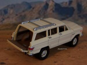 JEEP WAGONEER 1/64 SCALE DIECAST COLLECTIBLE MODEL DIORAMA OR DISPLAY - Rochester, New York, United States - JEEP WAGONEER 1/64 SCALE DIECAST COLLECTIBLE MODEL DIORAMA OR DISPLAY - Rochester, New York, United States