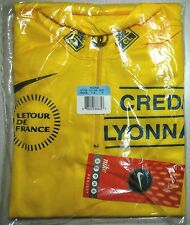 NWT 1999 Tour de France Yellow Leaders Jersey  Nike made in Italy  Small/Medium