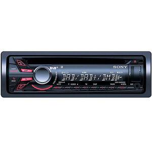 Sony-CDX-DAB500U-DAB-Digital-Radio-Car-Stereo-USB-AUX-input