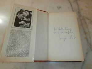 Libro Oh, Serafina! Giuseppe Berto Dedica autografa 1973 prima edizione