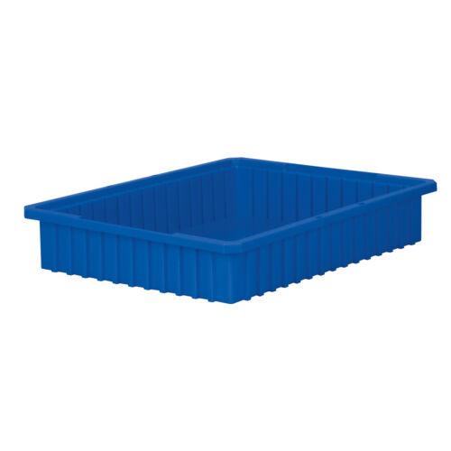 Akro-Mils Akro-Grid 33224 Blue 22-3//8 x 17-3//8 x 4  6 pk