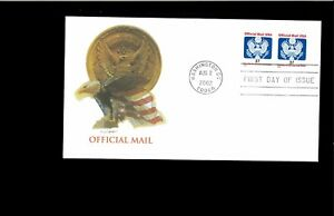 2002-First-day-Cover-Eagle-Official-Washington-DC