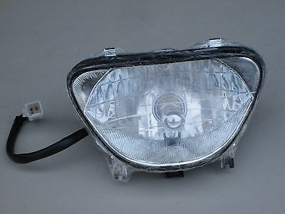 50CC 150CC Scooter GY6 MOPED Headlight Head Light Assembly 12v 3 Wires V LT17